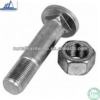 Ford Tractor Rear Rim Bolt Large Nuts And Bolts - Buy Large Nuts And  Bolts,Hardware Nuts And Bolts,Volvo Hub Bolt And Nut Oem 20515517 Product  on