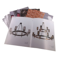 Glossy Lamination Promotion Magazine/Catalogue/Booklet Printing,A4 Brochure Softcover