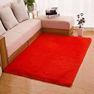 40*60cm Office Home Floor Carpet Soft Rectangle Bedroom Living Room Area  Rug Mat