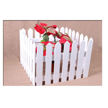 Sd228 Indoor Tree Fence Christmas Tree Fence Indoor Wood Fence Buy