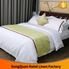 hotel softtextile latest jacquard bed cover sheet designs