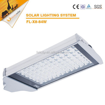 Guangzhou 84w Led Solar Powered Outdoor Lighting/factory Price ...