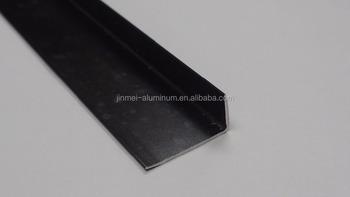 Aluminum Right Angle Tile Trim Metal Flooring Transition Strip Floor Accessories