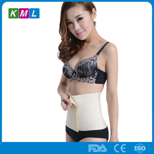 Hot selling Post Pregnancy Belly Wrap Postpartum Abdominal Slimming Belt/ postpartum belt