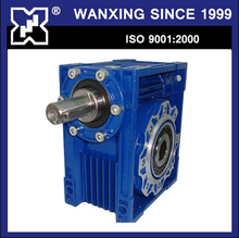 High radiating efficiency Smooth running and low noise worm gear speed reducer