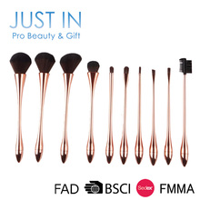 10pcs Private Label Makeup Brush Set