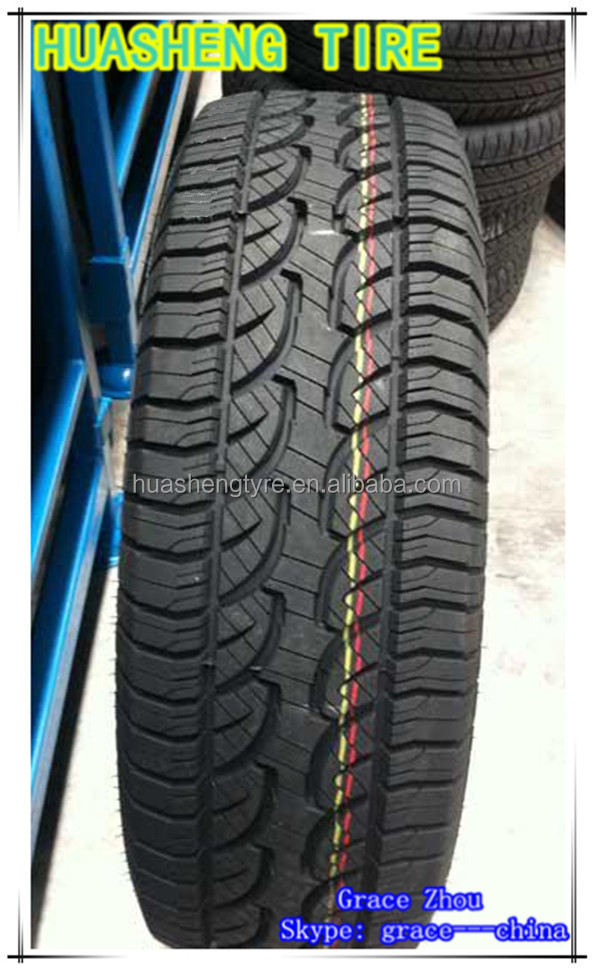 Wholesale truck tyres Radial Light truck tire LT 265/70R17 from chinese tyre factory