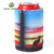 Custom 5mm Neoprene Can Cooler Colorful Stubby Holder Sublimation Printing Beer Can Bottle Sleeve Cooler Bag