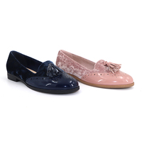 New spring autumn ladies comfort fashion flat pump shoes for womens