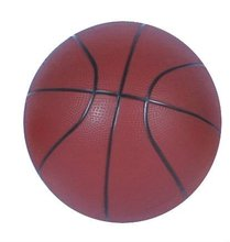 5 Inch PVC Small Basketball for Toy Use