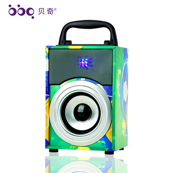 2018 hot selling bosee mini bluetooth dj speaker tannoy
