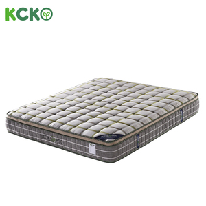 Low price wholesale factory comfortable soft spring foam mattress