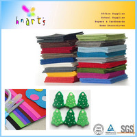 Colored Polyester Felt,self adhesive felt sheet(paper backing & pvc backing),thick craft felt crafts
