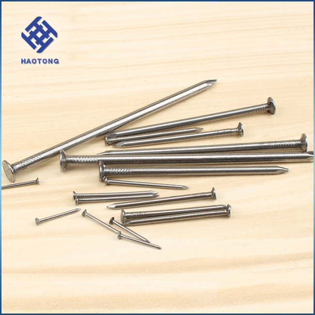 factory supply competitive 45# carbon steel concrete nail