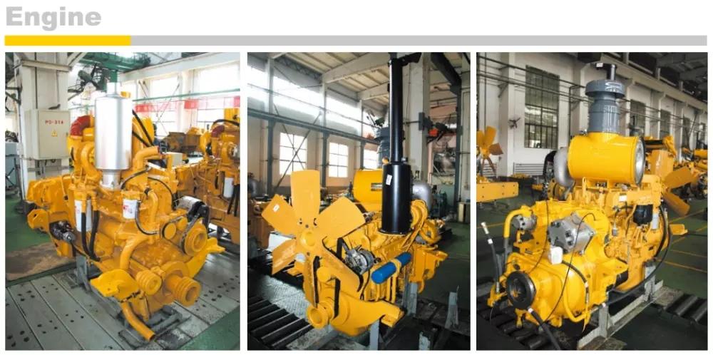VENDITA CALDA chine HBXG SD8B 32 ton bulldozer prezzo a buon mercato
