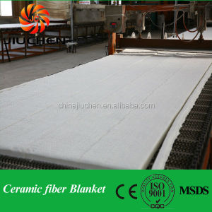 CE Certified Thermal Insulation Ceramic Fiber Blanket