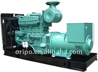 Fuel less generator 350kva rated power with automatic transfer switch