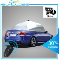 SUNCLOSE new designed foldable disposable motorcycle cover with wholesale price