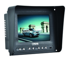 5.6 inch car audio system with reverse camera