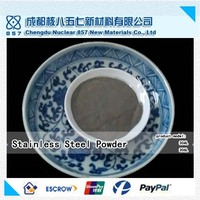 china factory outlet high purity stainless steel powder 304