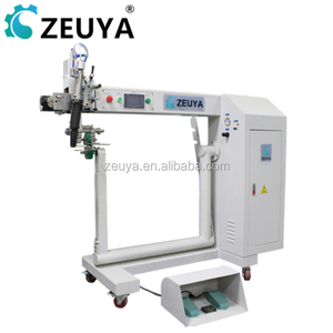 Good Quality Automatic pvc rubber hot air welding machine With CE ZY-2500JT