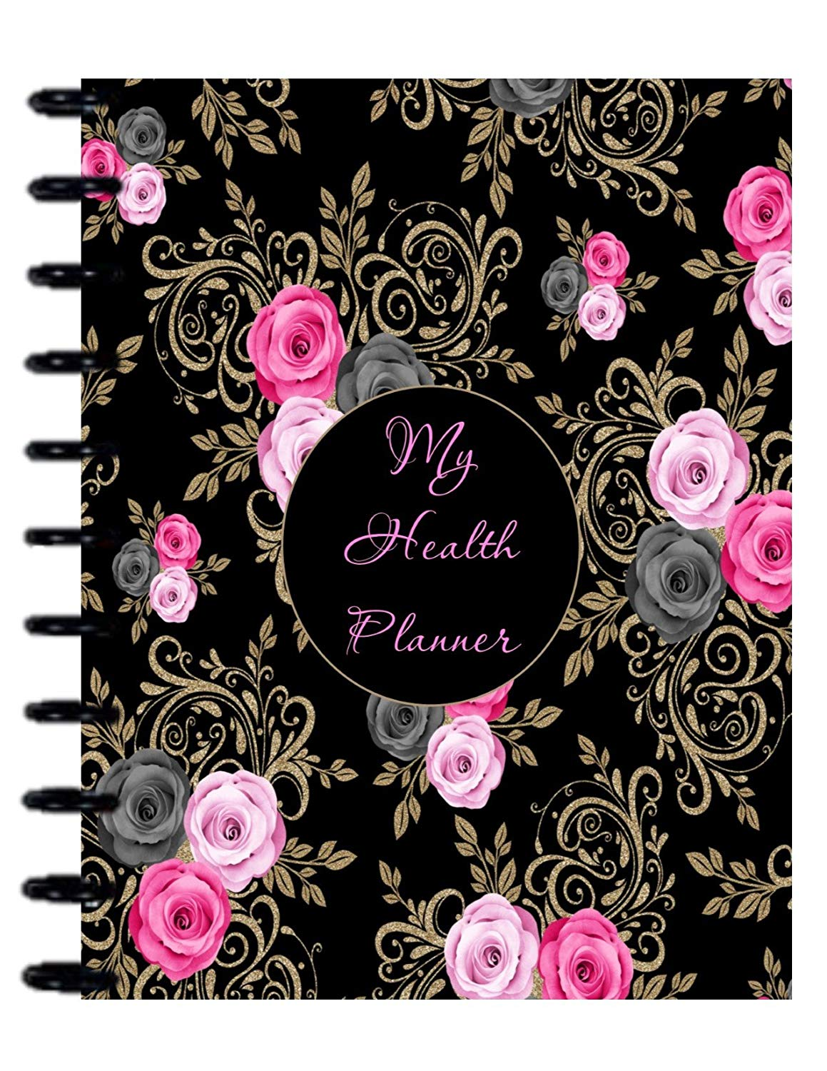 Creative Chef Planners Meal planner notebook, Womens fitness tracker, Health tracker, Health Planner, Fitness Tracker, Meal Planner, Health Journal, Fitness Journal