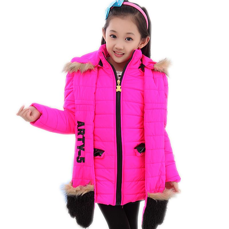 Cute Girls Winter Coats | Han Coats