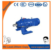 Easy maintainable Double Reduction transmission gearbox brands