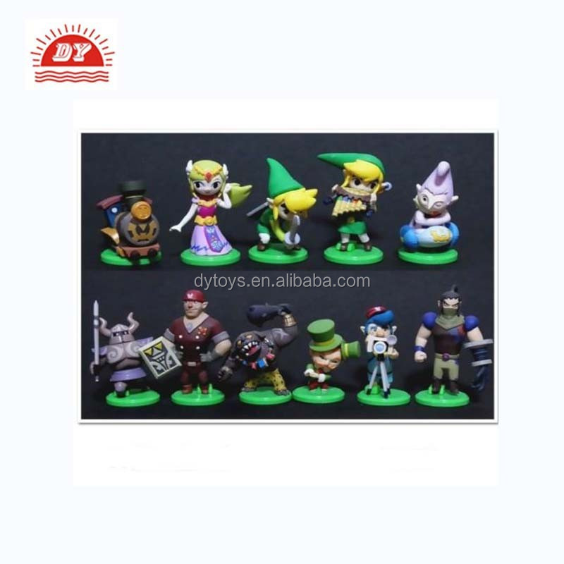 wholesale mini figure gashapon capsule toys