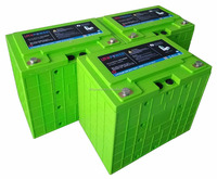 12volt rechargeable llifepo4 battery pack 12v 100ah/200ah lithium ion battery for solar storage