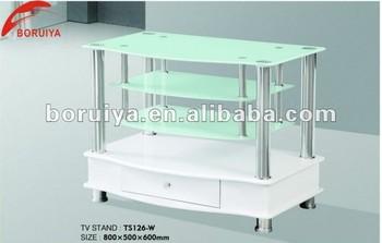 Europa glas hoek tv staat walmart tv tafel moderne meubels buy