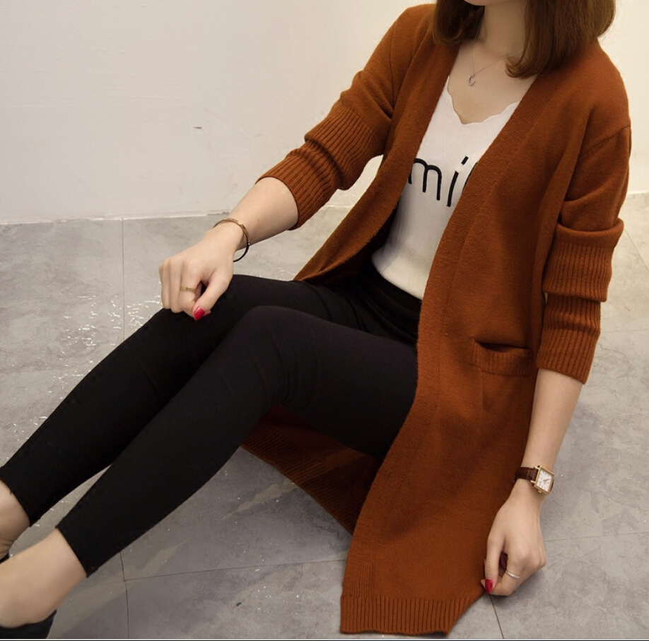 Machine knit mix colour beautiful high quality softness fashion winter China women dress фото