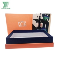 High quality handmade cardboard box packaging parfum