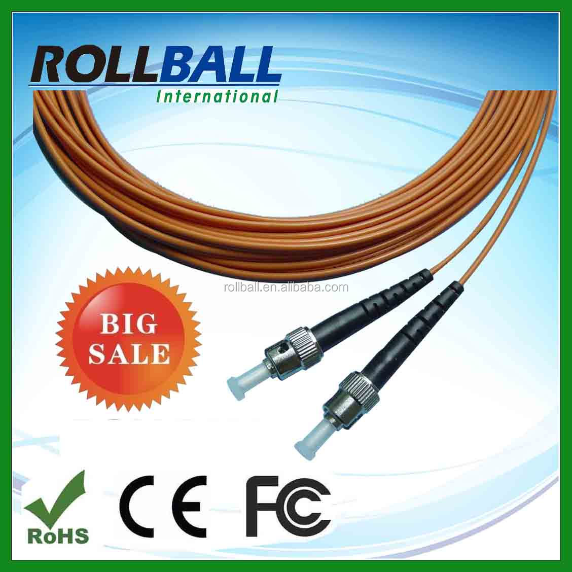 2015 China golden suppier Big selling st APC/PC simplex 1m mm fiber optic pigtail