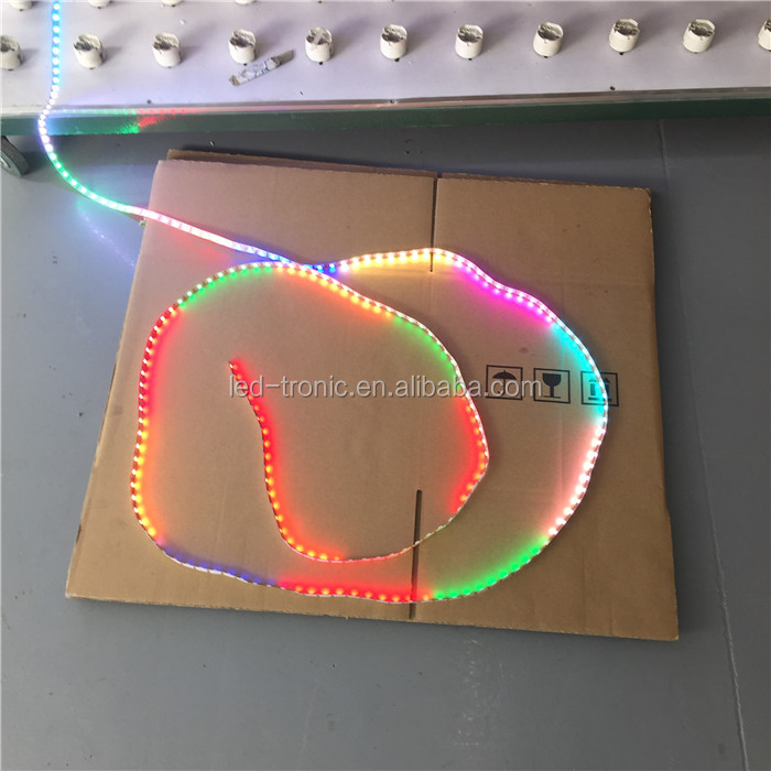 Shenzhen strip led christmas ornament 2016 decorative Christmas lighting for home garden christmas tree decor