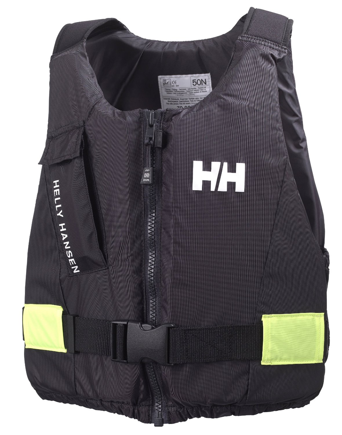 Helly Hansen 50N Rider Vest / Buoyancy Aid Ebony 33820