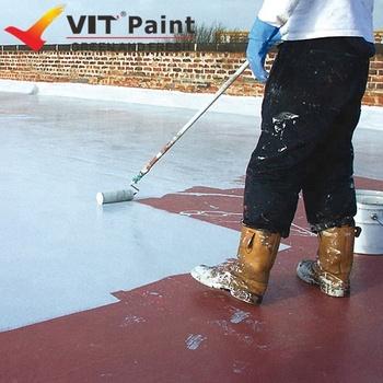 Vit Waterproof Roof Coating - Buy Concrete Roof Waterproofing,Foundation  Waterproofing Companies,Polymer Cement Waterproof Coating Product on