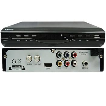 free to air satellite tv receiver