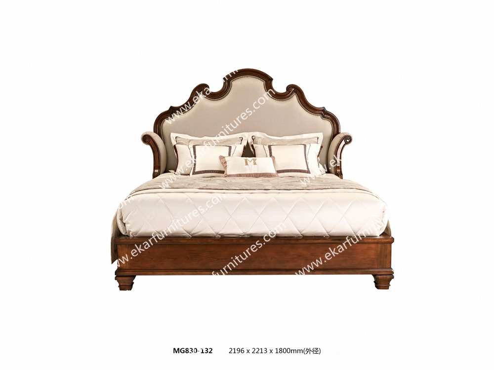 Rustic furniture india wooden beds for sale / handmade wooden beds