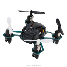 Original Hubsan Q4 H111 4-CH 2.4GHz 6-axis Gyro Mini Drone RC Quadcopter RTF UFO with LED Light