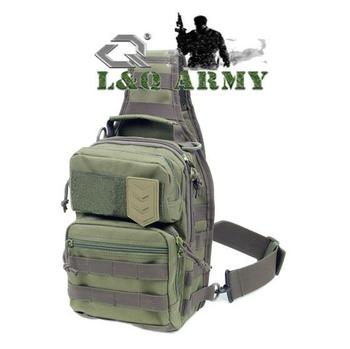 1c5972fab149 Military Tactical Sling Pack shoulder Backpack 600D Hunting for Outdoor  Hiking, View Tactical Sling Backpack, L&Q ARMY Product Details from L&Q ...