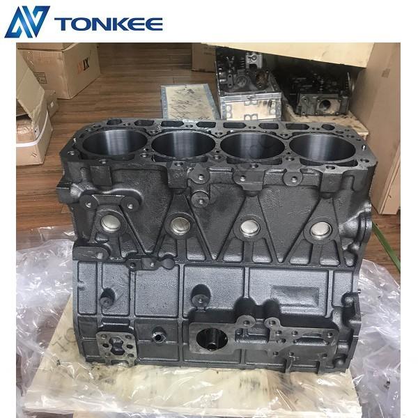 CHINA OEM 4TNE98 Engine cylinder block 4TNE98 Cylinder block 4TNE98 Engine block