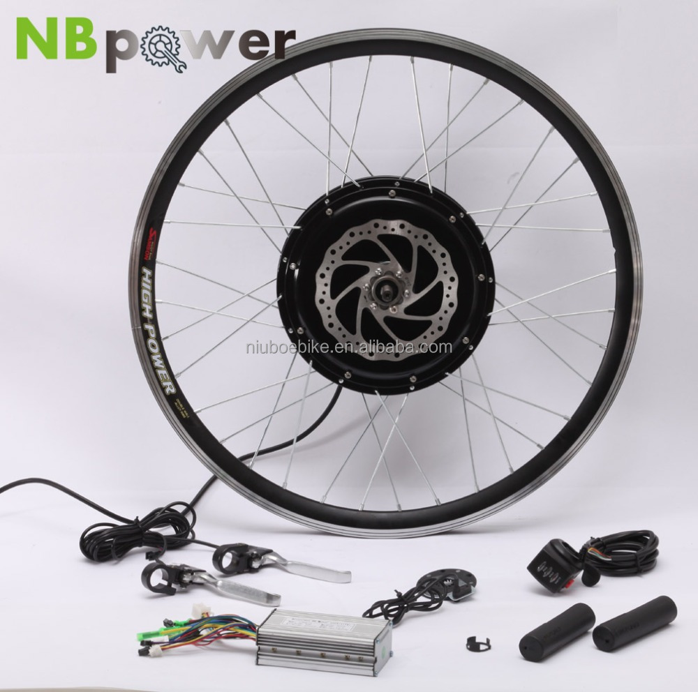 2016 Popular Brushless Geared Motor For Electric Bicycle Kit 500W 1000W 1500W