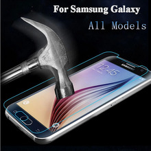 Real Premium Tempered Glass Screen Protector Guard Film For Samsung Galaxy G3812 G355H G313 GT- i9082 i9060 I8552 A5 S7582 G530