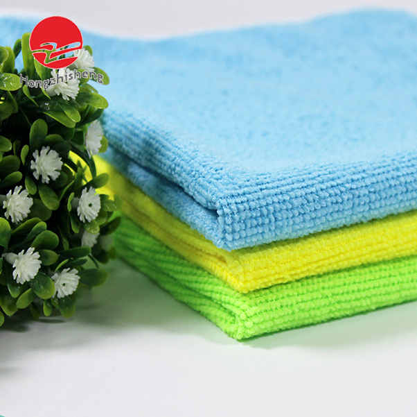 Good Quality Strong Water Absorption Micro Fiber Wholesaler'S Glass Cleaning Cloth