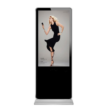 Free Standing Android IR Touch Screen LCD Digital Signage Display