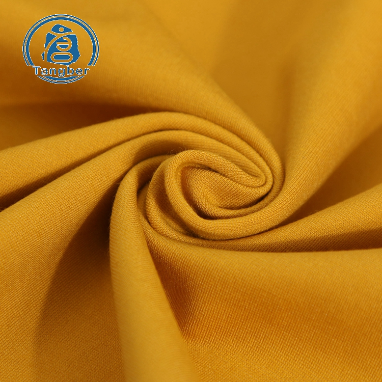 Knitting 60% Rayon 35% Nylon 5% Spandex NR Roma Fabric for Tight Pants and Bandage Dress