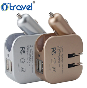 Wall Charger Home Travel Adapter Micro USB kits EU US UK version plug Micro USB Car Charger For all kinds of mobile phone