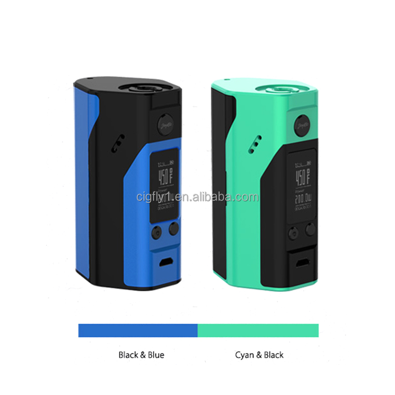 Stock Offering WISMEC RX200S, Wholesale WISMEC Reuleaux RX200S TC Express Kit