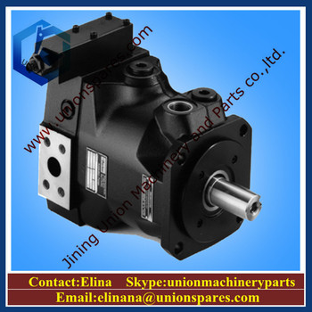 Pv series parker pv046 piston pump hydraulic pump pv016 for Parker hydraulic motor distributors